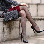 HausOfGlamour Glossy Pantyhose
